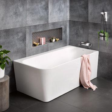 Contro Right Hand Corner Bath - RRP $2170