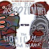 Flesh Eating Disco Zombies Vs the Bionic Hookers from Mars [CD]
