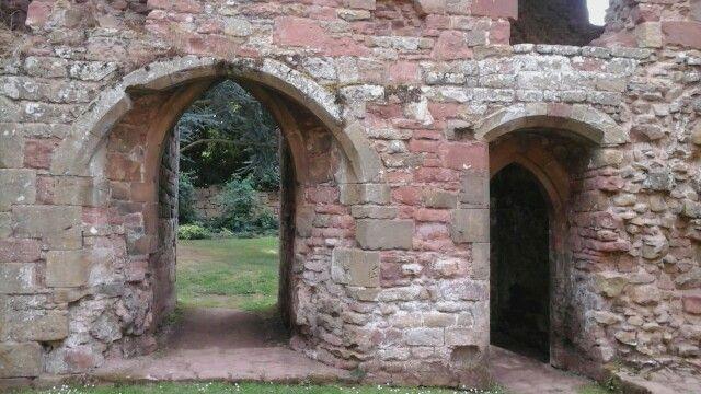 Acton Burnell Castle in Acton Burnell, Shropshire