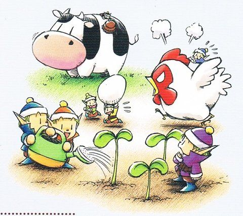Worthless Newbie Uploaded This Image To Harvest Moon See The