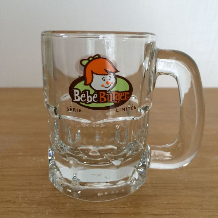 Vintage A&W Mini Buck Baby Burger French Special Edition Root Beer Soda #AW