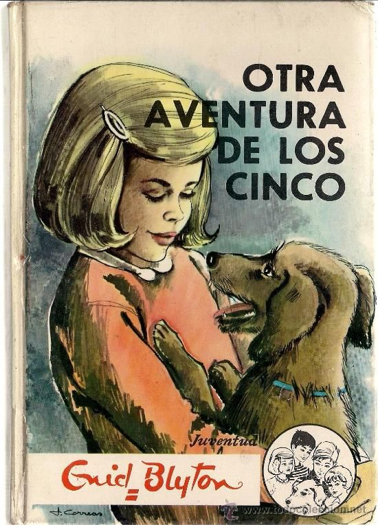 Los Cinco (título original The Famous Five) es una colección de libros publicados por la escritora inglesa Enid Blyton. En éstos, un grupo de dos chicas y dos chicos, en compañía de un perro, ejercen como detectives ante numerosas situaciones en las que se combina el misterio y la aventura. La colección fue escrita a lo largo de las décadas de 1940, 1950, y 1960. Los protagonistas de la trama son Julián, Dick y Ana, hermanos entre sí, más su prima Jorgina (Jorge) y el perro de ésta, Tim…
