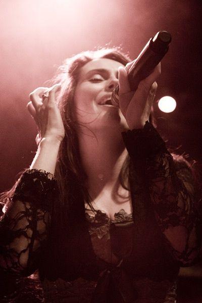 Sharon den Adel, Within Temptation