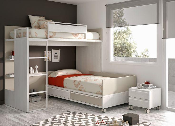 nuevas literas de muebles ros espacio y la con originales literas