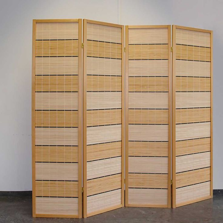 Best 25+ Raumteiler bambus ideas on Pinterest | Bambus-Raumteiler ...