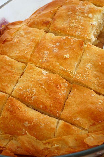 Πίτα με Φέτα & Πιπεριές   KitchenStori.es (GR)   Bloglovin'