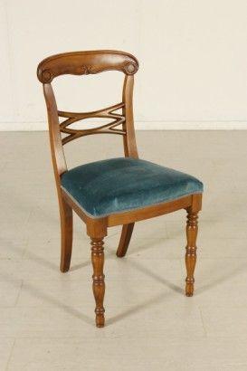 Gruppo otto sedie