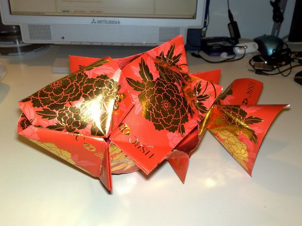 21 best red packet hong bao ang pow chinese for Ang pao fish tutorial