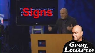 Pastor Greg Laurie Sermons Devotional Exposed Tv In 2016, Signs Of The Times Greg Laurie (born December 10, 1952) is an American clergyman who serves as the senior pastor of Harvest Christian Fellowship in Riverside, California and Harvest Orange County in Irvine, California. Greg Laurie is also an author.