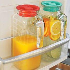 I need these. Glass Refrigerator Jug (Set of 2) $.9.99