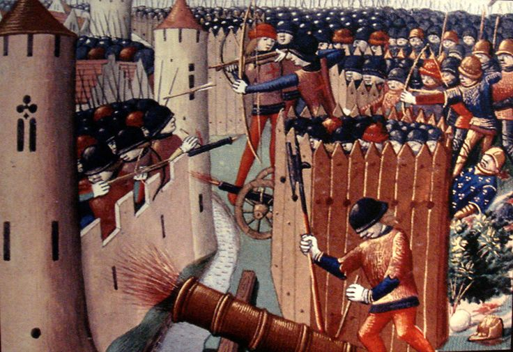 1400s france battle of Orleans joan - Google Search