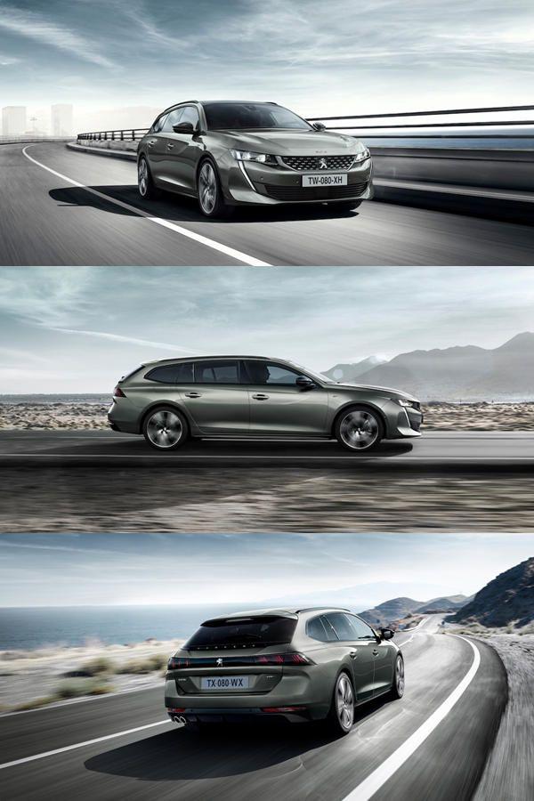 2019 Peugeot 508 Sw Hybrid Automobiles Detectives Peugeot