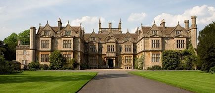 Corsham Court, in England