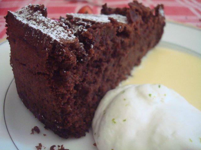 Recettes gateau mousse au chocolat nigella lawson