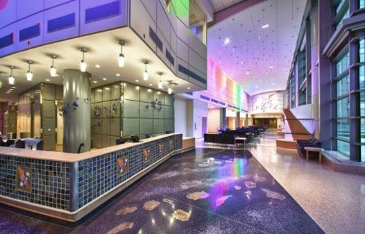 After five years of construction, the public will finally get to see inside the new, state-of-the-art C.S. Mott Children's Hospital and Von Voigtlander Women's Hospital before it opens for business in December when access will be limited to admitted patients and their families. There will be an open house celebration on Nov. 6 from 10 a.m. to 5 p.m.