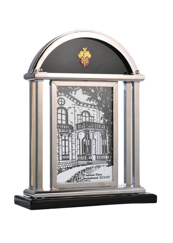 "Meyda 99845 - 15""H Fountain Elms Invitational 2008 Trophy"