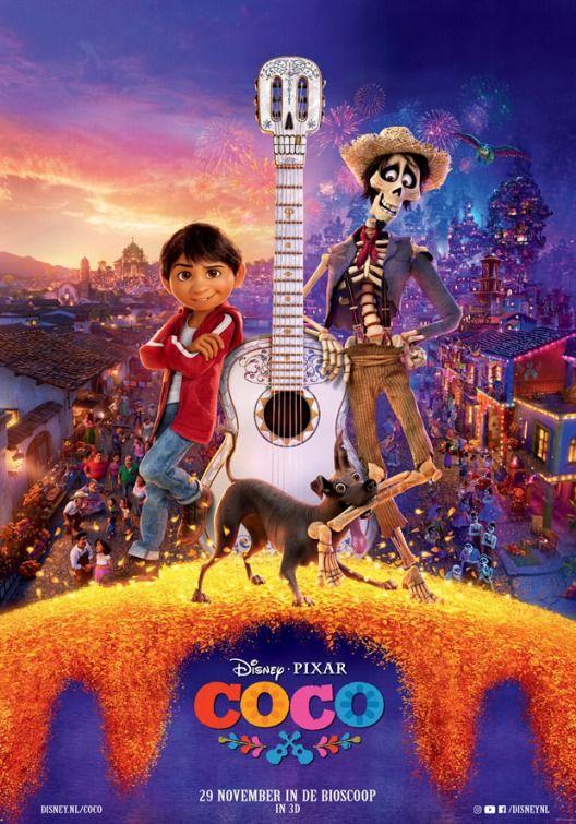 Coco Movie Poster 13