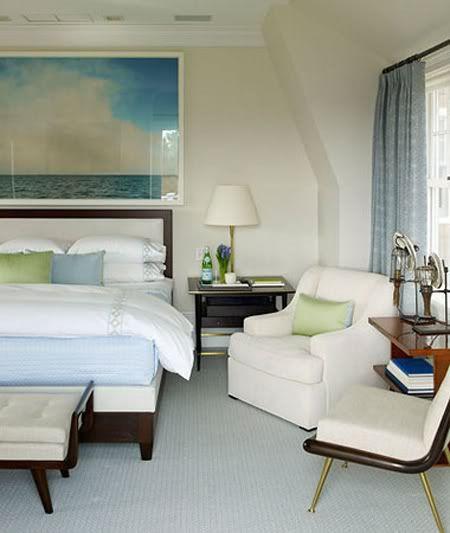 Huge artwork over the bed beach house design pinterest - Over the bed art ...