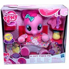 Én kicsi pónim: Újszülött beszélő Pinkie Pie