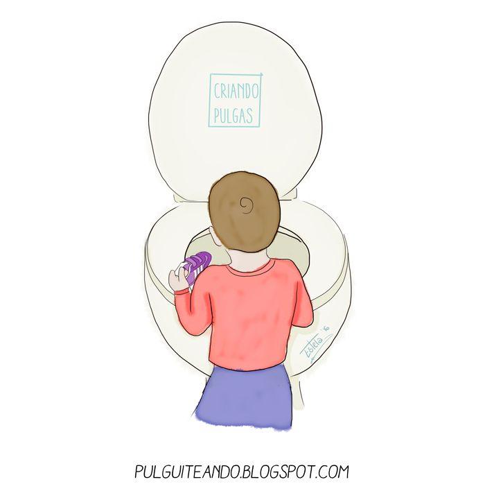 zapatillas nuevas http://pulguiteando.blogspot.com.es/2016/10/zapatillas-nuevas.html #maternity #maternidad #ilustración #dibujo #draw #childhood #niños #infancia #maternidadilustrada