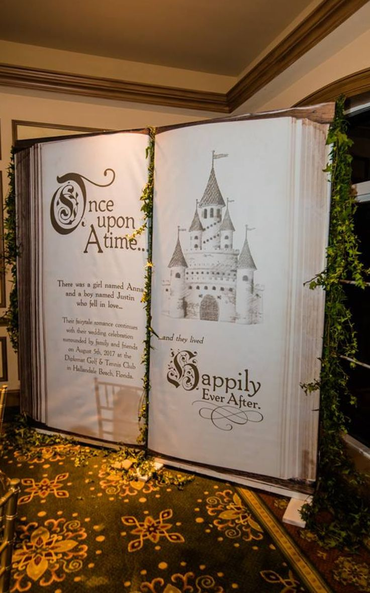 Wedding Backdrop For Ceremony Decor Or Photo Booth Book