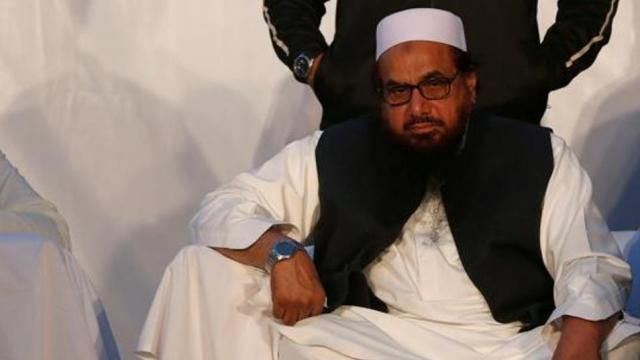 Terrorist Hafiz Saeed Release from the High Court of Pakistan