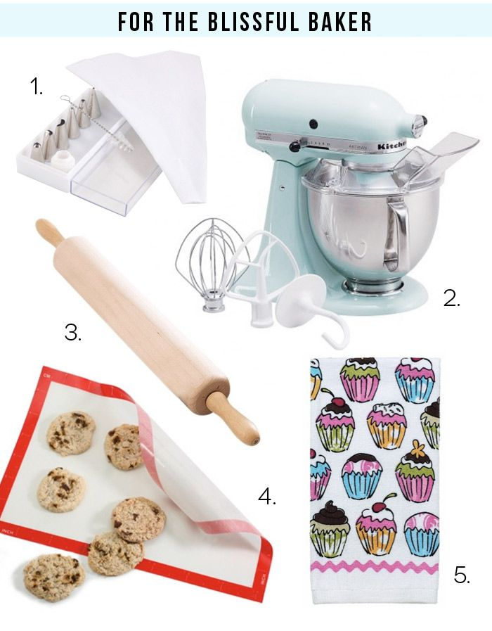 Mother's Day Gift Guide (For the Baker)