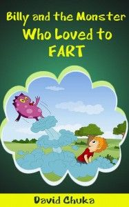 Billy and the Monster who Loved to Fart - First Cover