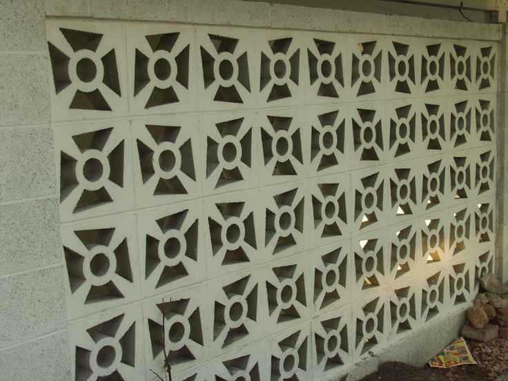Decorative Block Wall 124 best ventilation block images on pinterest | architecture
