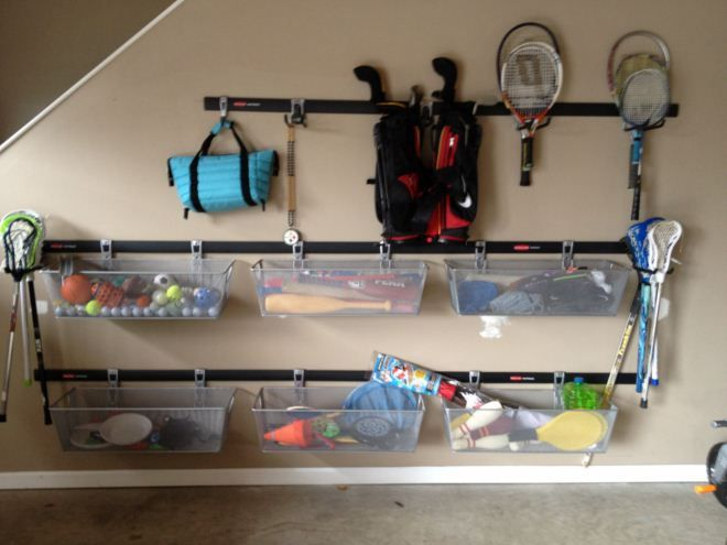 Garages/Sheds   SBo · Storage For ToysGarage StorageGarage ShedGarage IdeasSports  EquipmentWoman ...