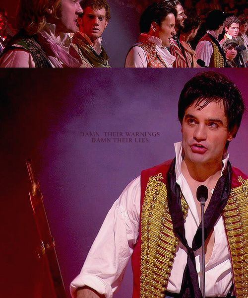 Ramin Karimloo as Enjolras