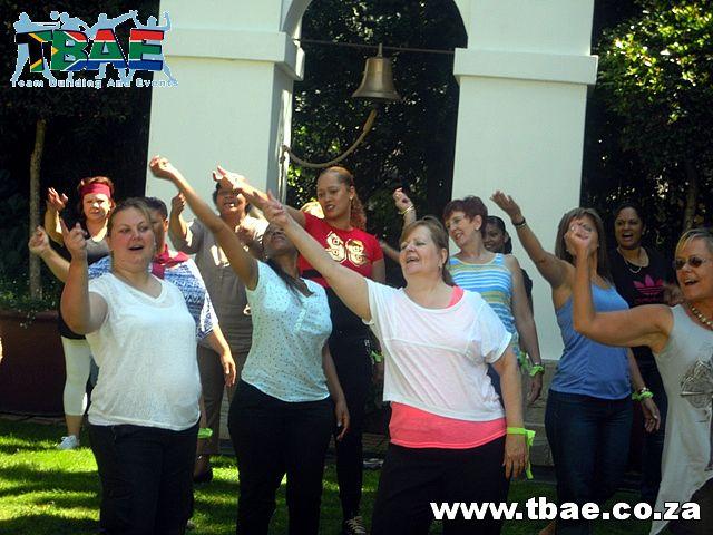 Gumboot Dancing Team Building Exercise