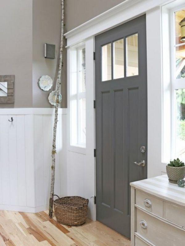 Se hai deciso di cambiare colore alla tua casa pensa alle pareti grigio tortora chiaro. È una nuance perfetta in ogni ambiente.