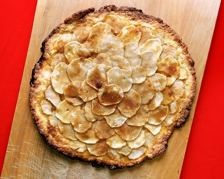 NYT Cooking: Free-Form Apple Or Pear Tart