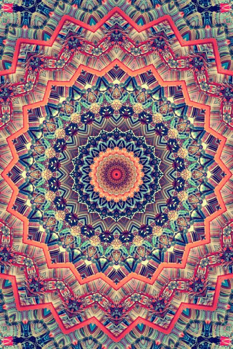 Mandala by Elias Zacarias
