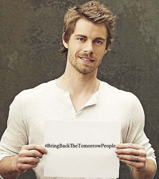 Luke Mitchell, The Tomorrow People