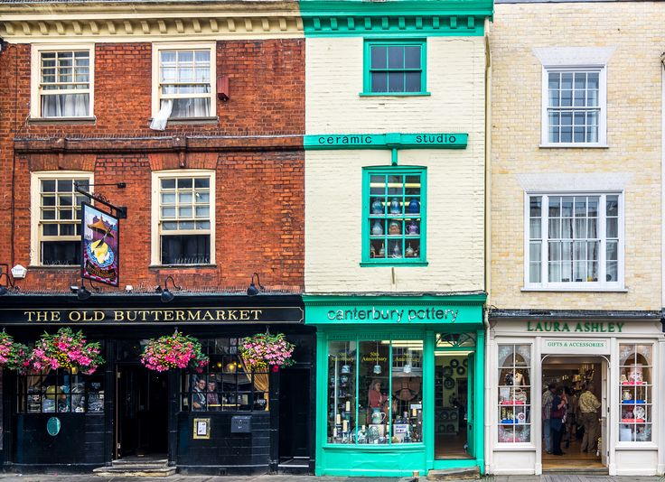 Canterbury Pub and Shops | Explore Bobrad's photos on Flickr… | Flickr - Photo Sharing!