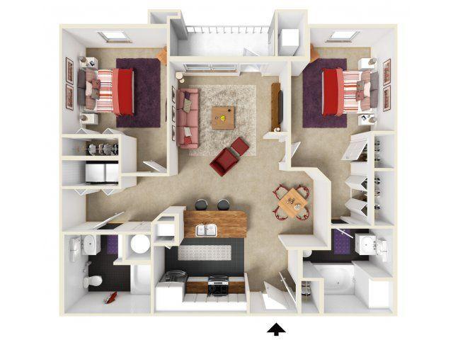 floor plans and amenities