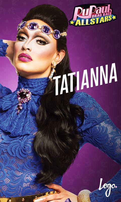 Cast of RuPaul's Drag Race All-Stars Season 2: Tatianna