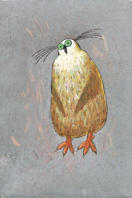 Titel: thema- Dieren rond de woning - Vlinder  Kunstenaar: Aleksandr Vakhrmeev  Afm.: 20 br. x 28 cm hg.   Techniek: waterverf op papier.  Collectie Postersquare.