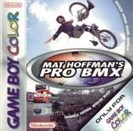 Mat Hoffman's Pro BMX - Game Boy Color Game