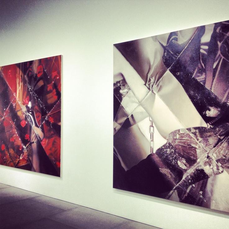 Obra del artista Matt Collishaw. Visita a la Galería Blain Southern, Londres.   www.blainsouthern.com     www.fundaciosorigue.com   ©2013 Fundació Sorigué All Rights Reserved — en Blain|Southern Gallery.