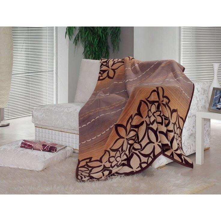 SOFTY 905 mintás akril takaró 150x200/200x230 cm, Díszpárna.com Webáruház