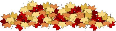 Fall Leaves Clip Art - Fall Leaves Image