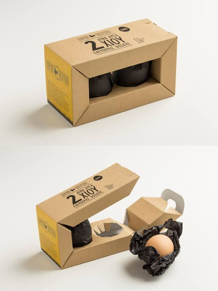 Maria Romanidou & Natalie Poulman - Pafylida Farm Packaging Range / Egg Packaging #Packaging #Design  — World Packaging Design Society / 世界包裝設計社會 / Sociedad Mundial de Diseño de Empaques