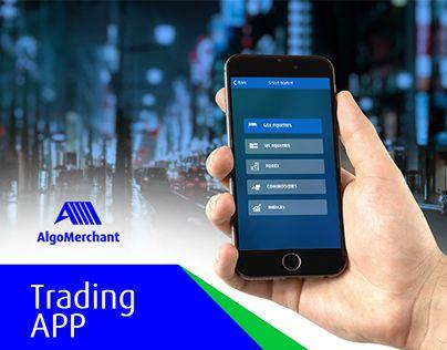 "Check out new work on my @Behance portfolio: ""Algomerchant Trading App"" http://be.net/gallery/50376459/Algomerchant-Trading-App"
