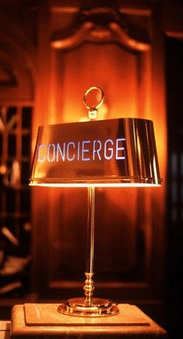Concierge Specialization and Niches | www.ehotelier.com - March 20, 2013