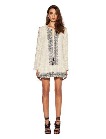 Boheme Long Sleeve Dress by Bec & Bridge - Maximillia eBoutique