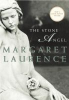 The Stone Angel, by Margaret Laurence (adult fiction). Hagar is stubborn, querulous, self-reliant, and, at ninety, with her life nearly behind her, she makes a bold last step towards freedom and independence. As her story unfolds, we are drawn into her past.