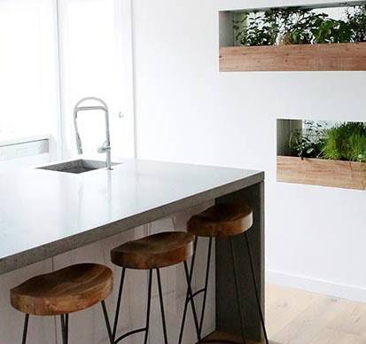 The Block 2013 kitchen by Alisa & Lysandra
